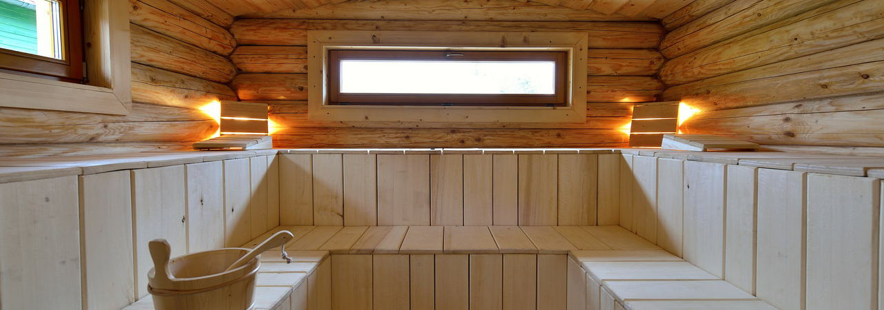 Chata Pod Bocianem - sauna fińska